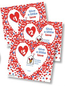 McDonald's® Restaurants of Peoria/Bloomington and Central Illinois and each of our local owner-operators will be providing support to Ronald McDonald House Charities® of Central Illinois (RMHCCI) through the annual Give a Little Love campaign beginning January 30, 2017.