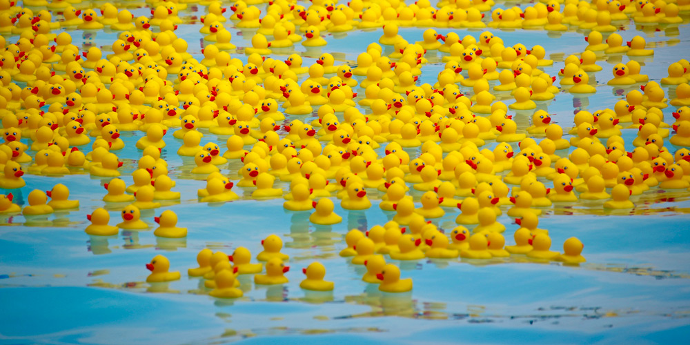 4rd Annual Labor Day Ducky Derby September 7, 2020
