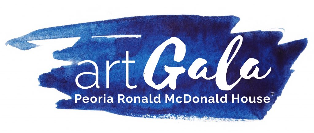Ronald McDonald House Charities® of Central Illinois (RMHCCI) will host its first Art Gala on November, 2, 2019 at the Scottish Rite Cathedral in Peoria, Illinois!
