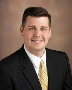 Evan Westlake, Board President, Vice President, Commercial Lending, Illinois National Bank