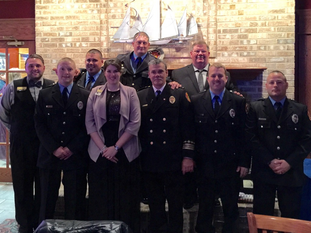RMHCCI was honored to be the beneficiary of the First Due Fraternal Order of Leatherheads Society's (F.O.O.L.S.) Inaugural Firefighter's Ball on November 7, 2015.