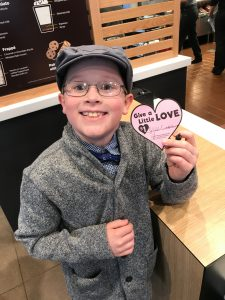 Give a Little Love® campaign at McDonald's® Restaurants aims to raise funds for Ronald McDonald House Charities® of Central Illinois