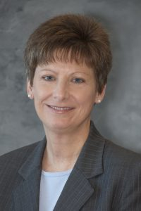 Ronald McDonald House Charities of Central Illinois Board Member Julie Welch, Director of Children's Services, OSF HealthCare Children's Hospital of Illinois, Peoria, IL.