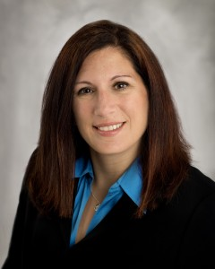 Megan Mitchell, Board Treasurer, Director of Business Operations, Memorial Medical Center