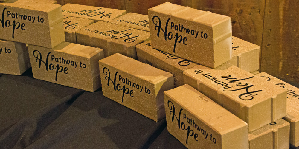 Pathway to Hope - Buy a Brick  to Support the Peoria House!