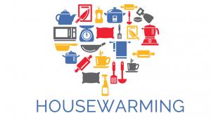Peoria IL Ronald McDonald House - housewarming Dec 8, 2019 invitation