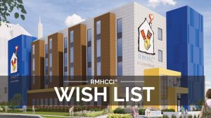 2019 Wishlist - Help us stock our new 22 guest room Ronald McDonald House® opening in Peoria, IL!