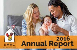 RMHCCI 2016 Annual Report