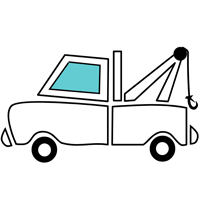 FREE TOWING - We'll pick up your vehicle anywhere in the U.S, at no cost to you