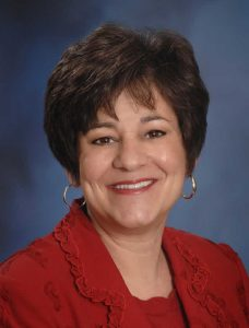 Ronald McDonald House Charities of Central Illinois Board Member MaryBeth Miller, Operations Manager, HSHS St. John's Hospital, Women and Children's Center, from Springfield, IL.
