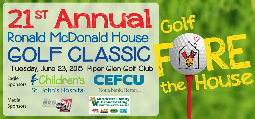21st Annual Golf Classic for Ronald McDonald House