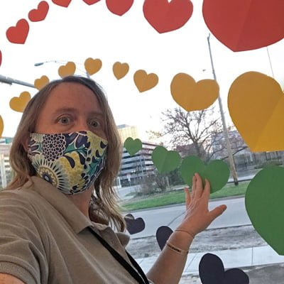 Ronald McDonald House Charities of Central Illinois is RMH is making masks available and required for families and staff inside the House during the COVID-19 pandemic.