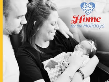 Help us make our families feel at home at Ronald McDonald House Charities of Central Illinois this holiday season.