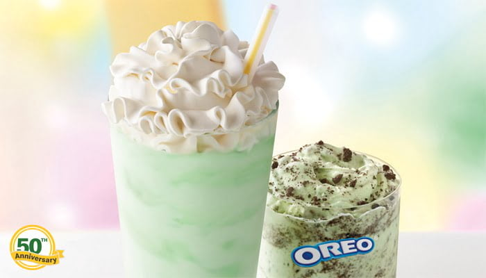 25 cents from every McDonald's Shamrock Shake or OREO Shamrock McFlurry will be donated to your local Ronald McDonald House Charities of Central Illinois!
