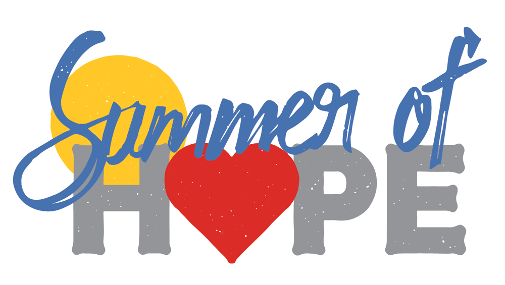 A Summer of Hope! Display your name on our HOPE wall at the Peoria Ronald McDonald House by donating between June 30 and August 31, 2020.