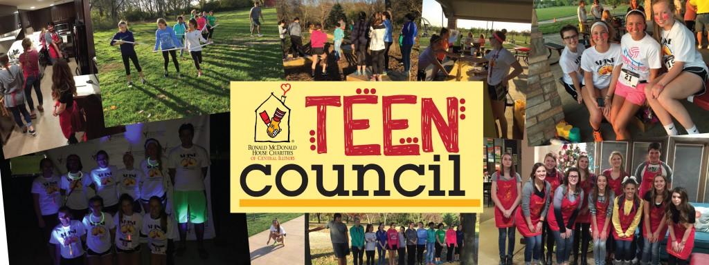 teen council website border