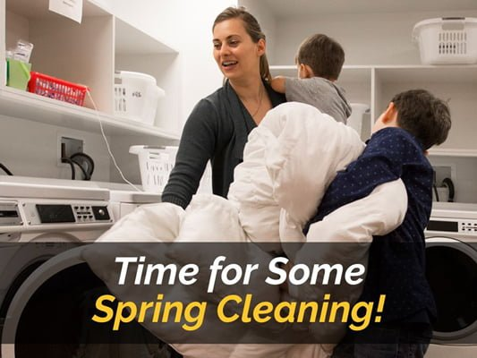 Here are just a few items and cleaning supplies you can ship to either our Springfield House or Peoria House to help us spring clean our houses!