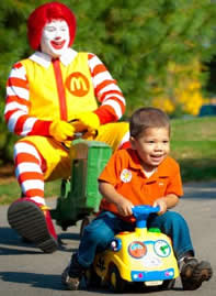 Vehicle Donation at Ronald McDonald House Charities of Central Illinois